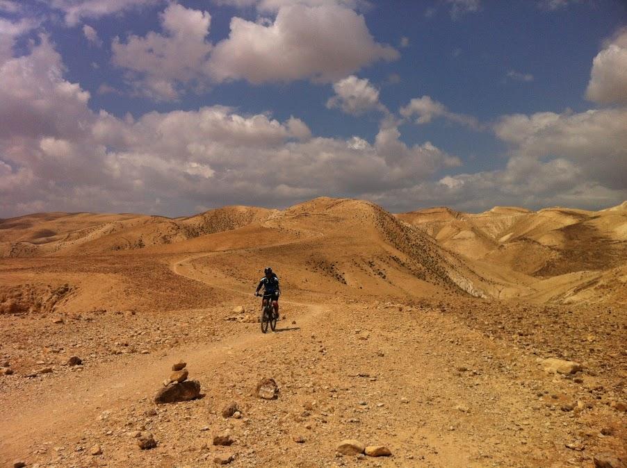 nicolai on desert ride in ISRAEL-3-20_4_13.jpg