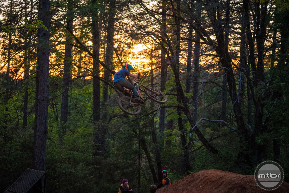 The TDS Enduro is a blueprint for future fun events. Photo by Jeremiah Newman