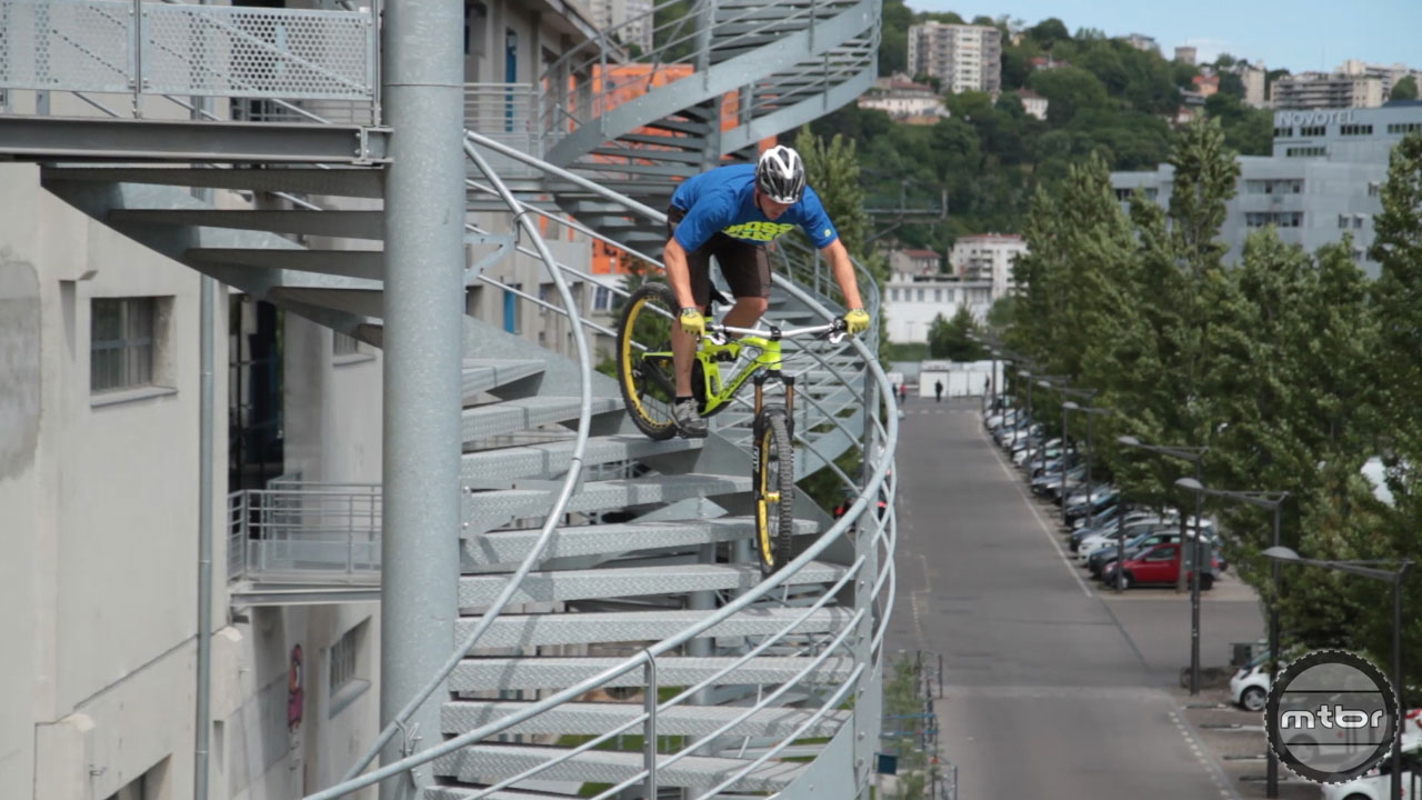 Urban Enduro
