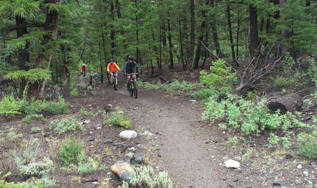 White Clouds Bike Camping Access Questions Mtbr Com