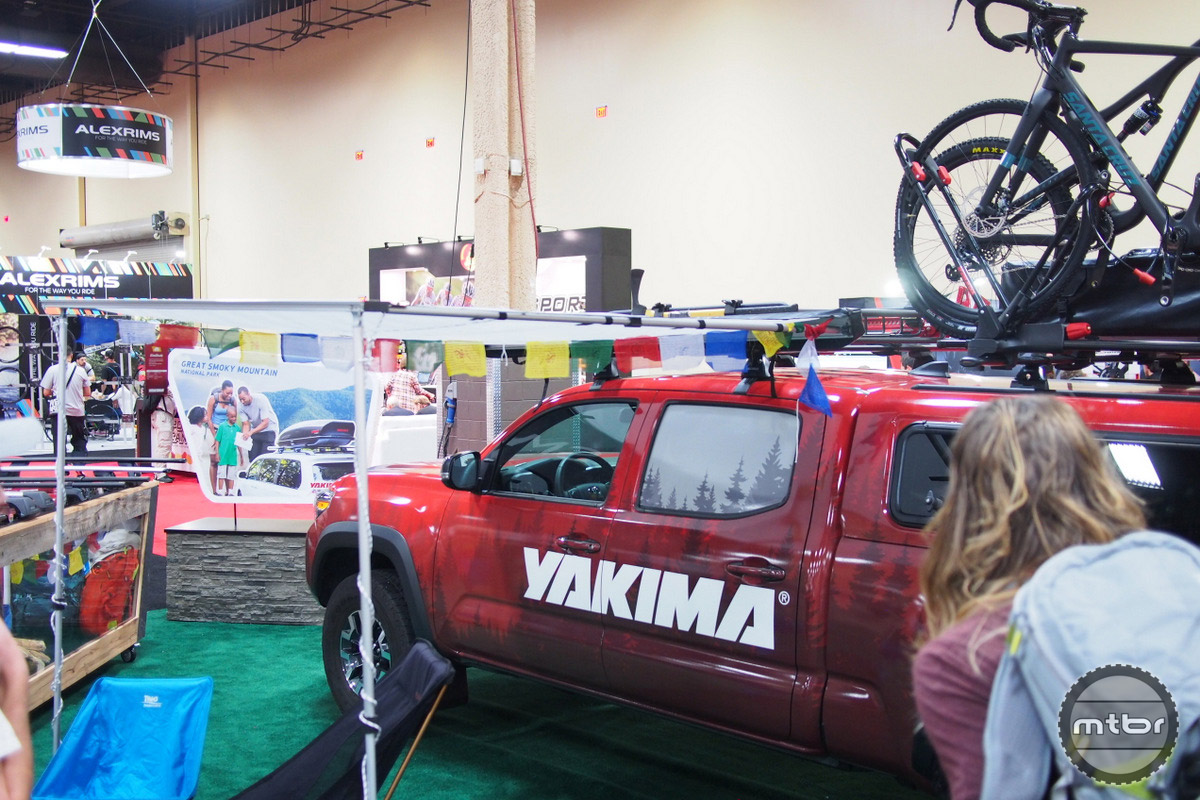This new awning for Yakima reinforces their commitment to the car camping lifestyle.