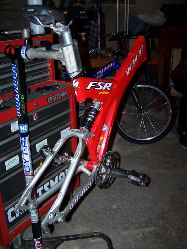 11768d2c78d Specialized 1998 FSR Elite