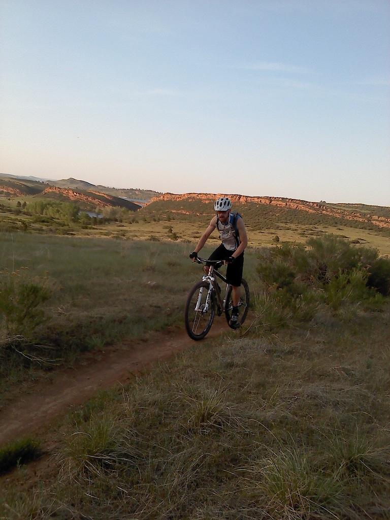 FORM Prevail, Titanium Dream Bike = Achieved-0515121854.jpg