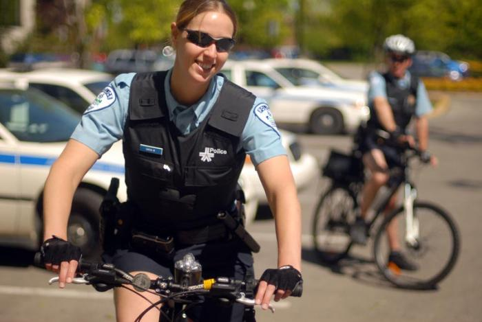 Police Bicycle Patrol Gear Bicycle Model Ideas