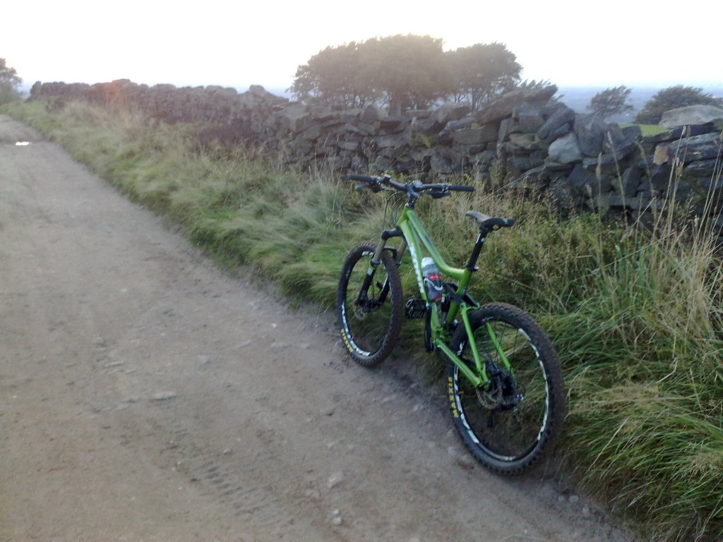 Local trail at dusk, fantastic riding-061020131750.jpg