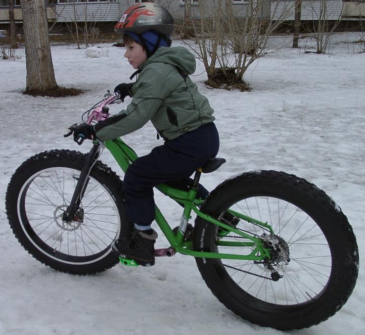 Kids On Fat Bikes Mtbr Com