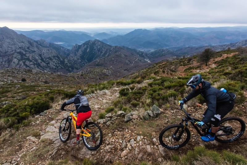 EWS Montagnes du Caroux
