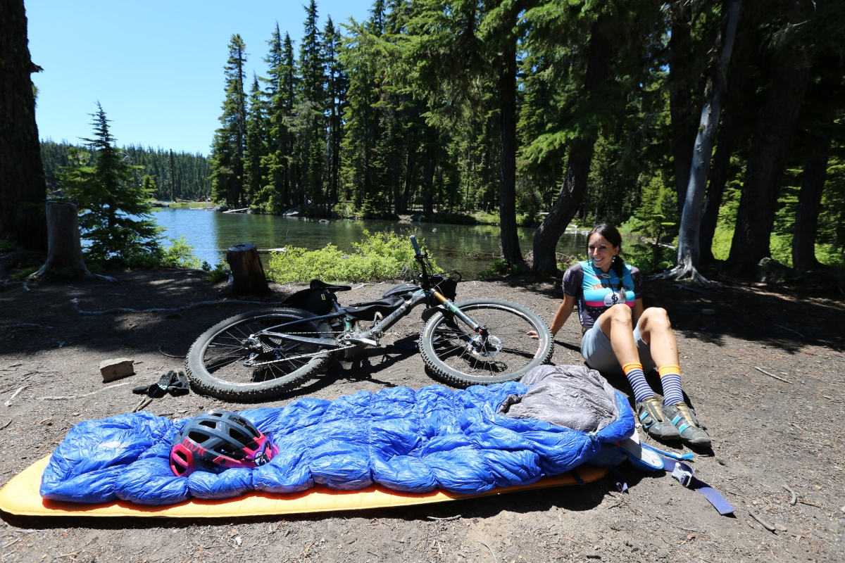 Riding the 668-mile Oregon Timber Trail