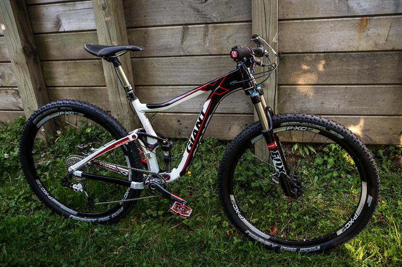 Giant Trance X29 with a 140mm Fork-0n5c5179.jpg