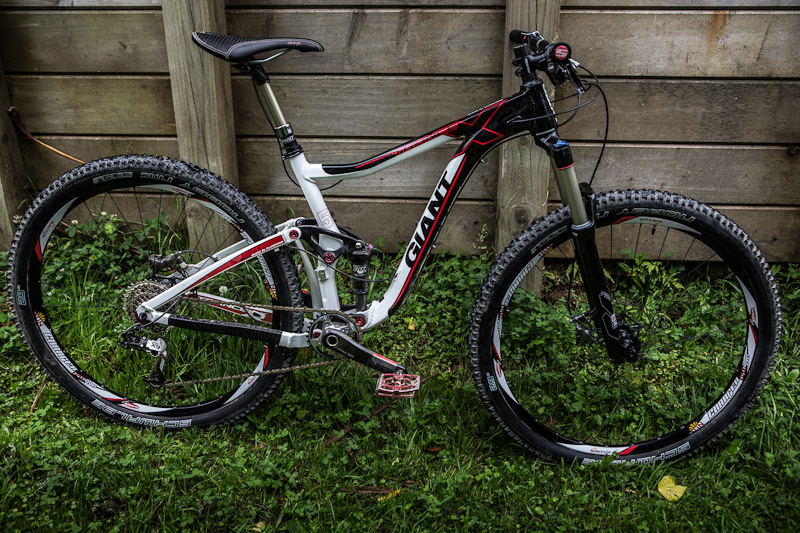 Giant Trance X29 with a 140mm Fork-0n5c5214.jpg