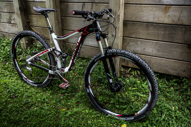Giant Trance X29 with a 140mm Fork-0n5c5215.jpg