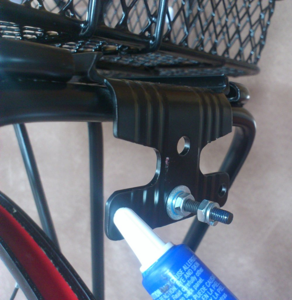 Topeak Lux Helmet//Rack Taillight-Red-Rear-Helmet Mount Tail Light-Bicycle-New
