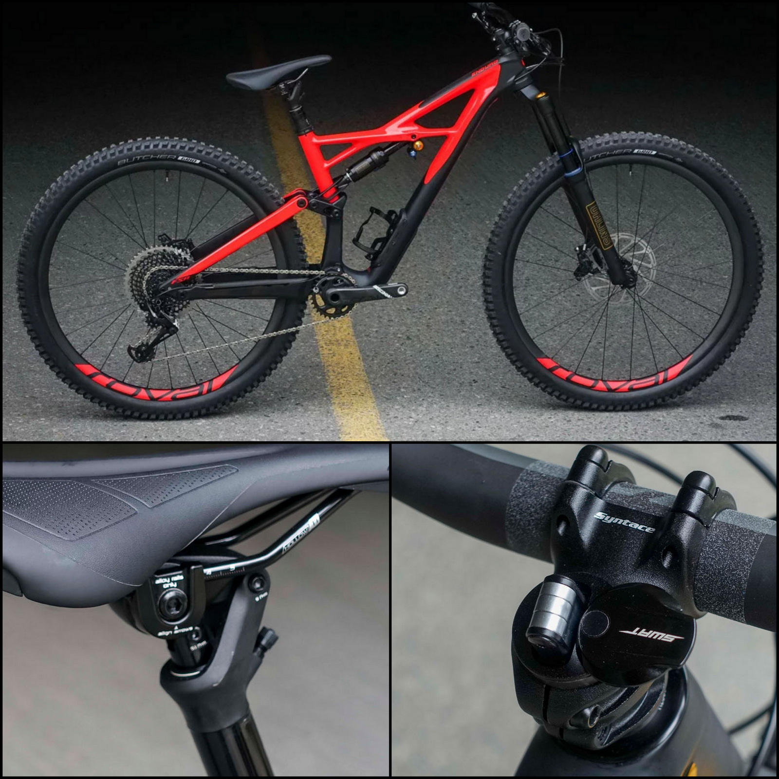 2020 Specialized Enduro First Ride Review
