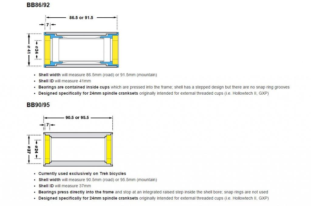shimano xt bottom bracket instructions