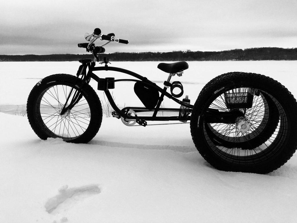 Tandem Trike Fat Bike Mtbr Com