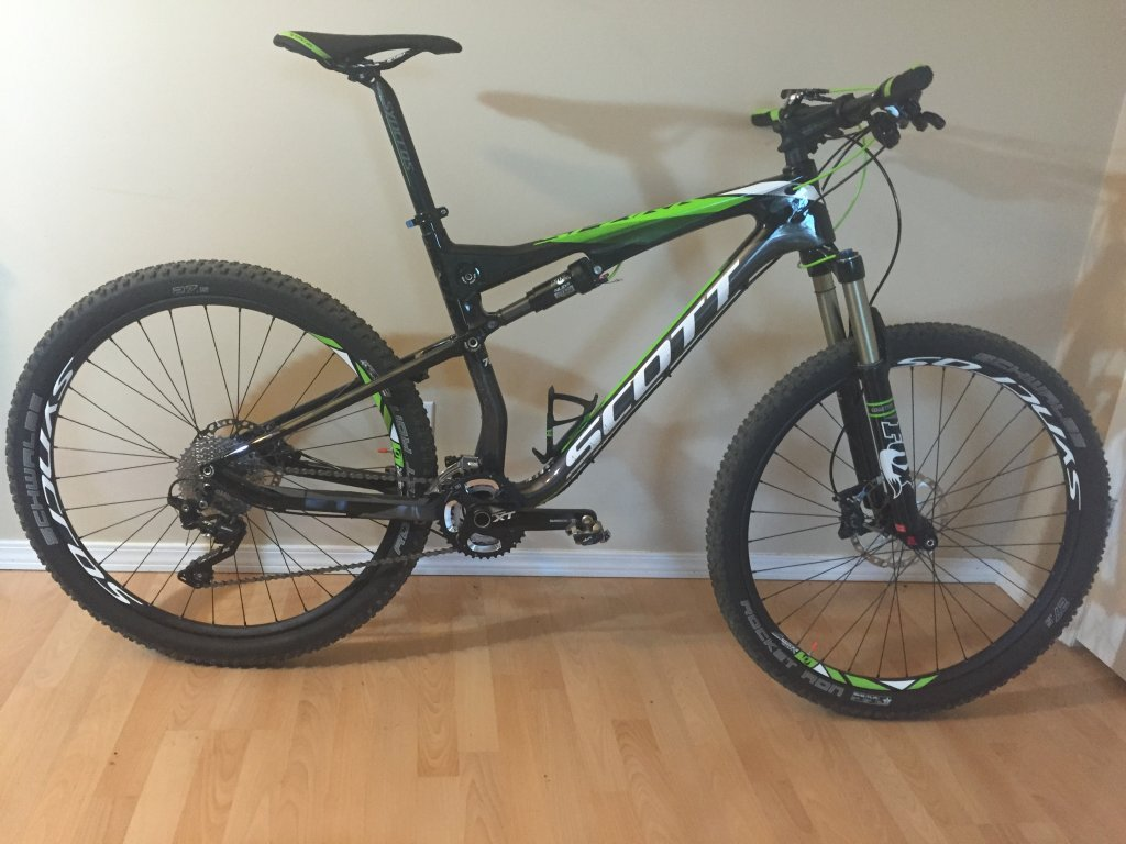 6efceb71345 Please help save some weight on my Scott Spark 720- Mtbr.com