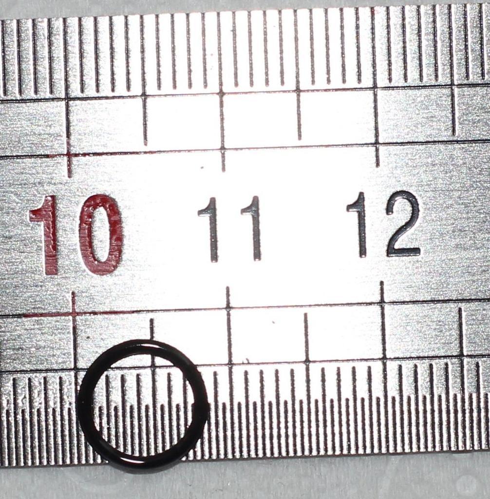 Shimano XT M8000 BH-90 Banjo Bolt O-Ring Size?- Mtbr.com