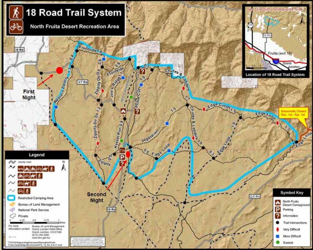 North Fruita Desert / R18 Trip (camping) Report (May 2014)-1.jpg