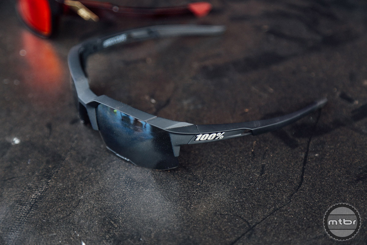 The new Speed Coupe glasses offer similar performance as the original Speed Crafters, but are less obnoxious.