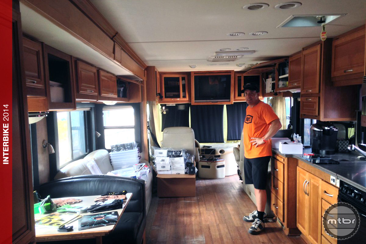 100% Event Vehicle is a Decked Out RV