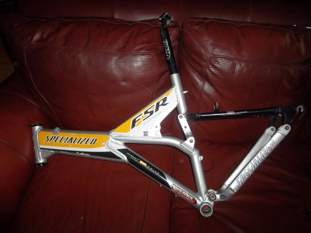 f2b75d30e8c My 1998 and 1999 Specialized Ground Control FSR bikes -1008771d1439694306-replacement-frame-