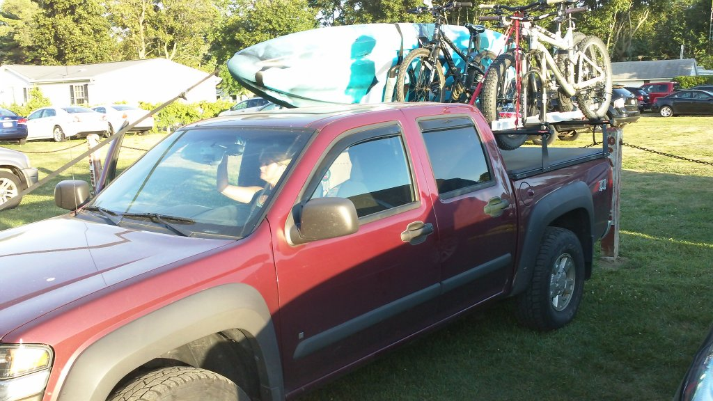 Swagman Race Ready Roof Rack Review (includes fatbikes)-100_0253.jpg