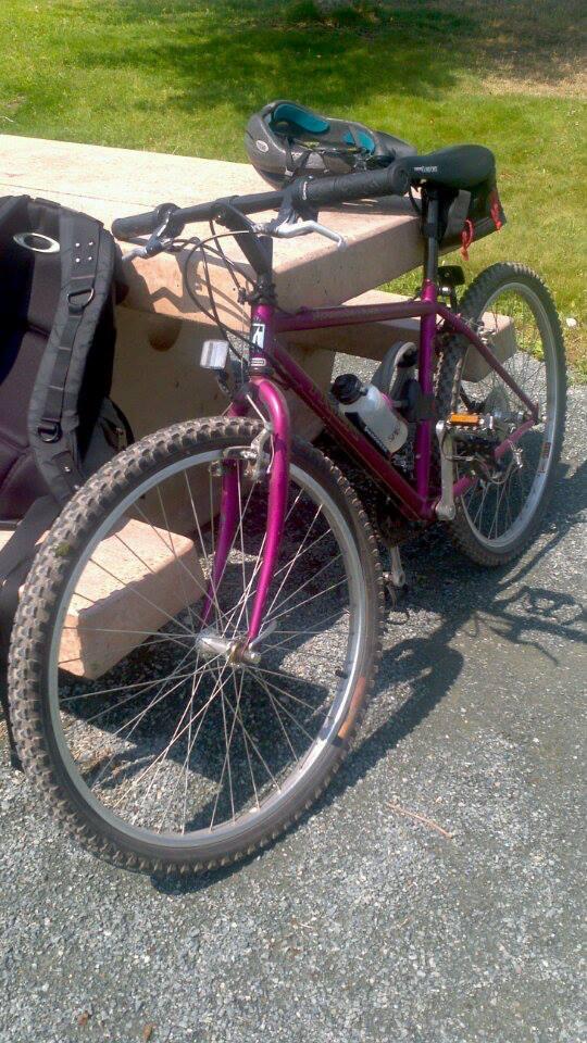 Mountain Biking On A Rigid Frame Need Tips Mtbr Com