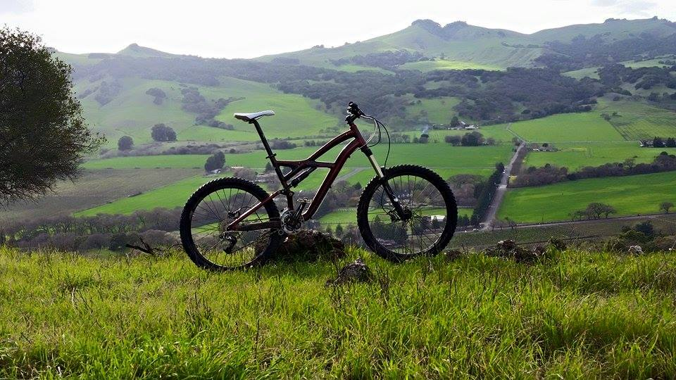 Show us a picture of your 26er MTB that you still use on the trails-10978665_10203683408510378_3730173941222502452_n.jpg