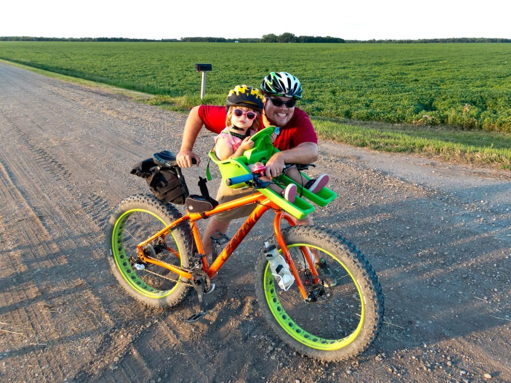Baby chair on bike - Fat Bike Child Seat 1097896_10101617984937107_2064503346_o Jpg
