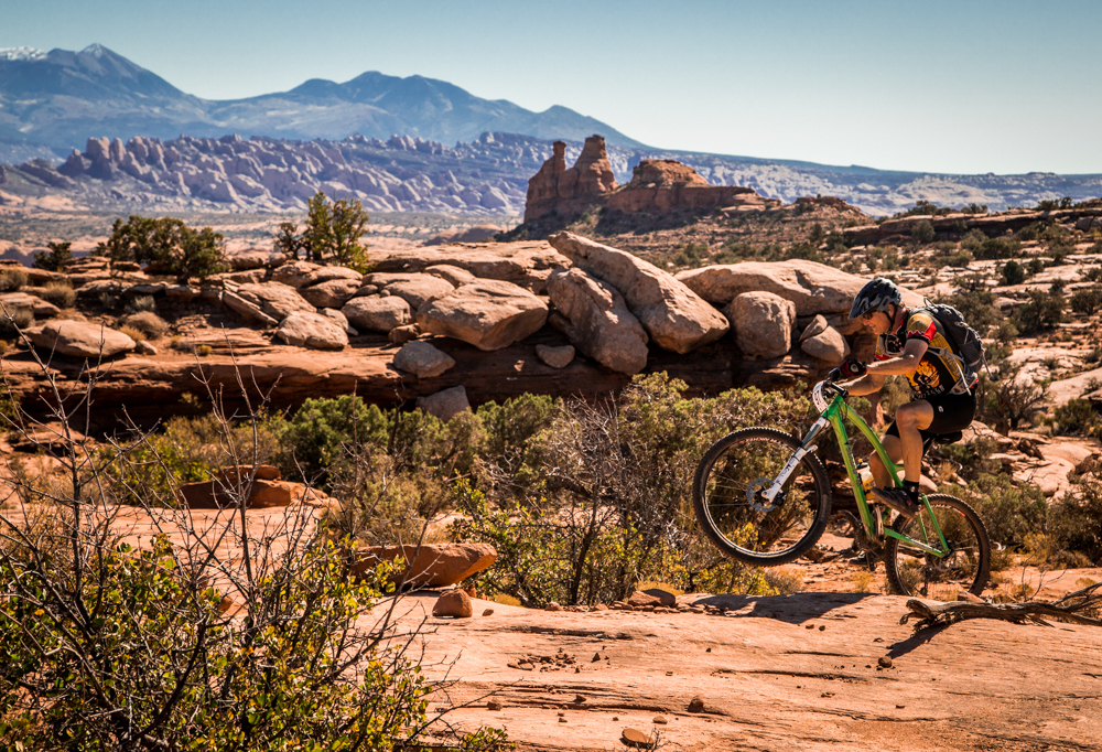 Photo courtesy of TransRockies Moab Rocks
