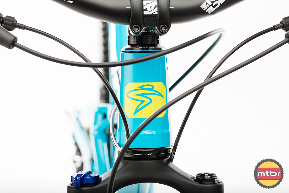 Santa Cruz Heckler Tapered Headtube