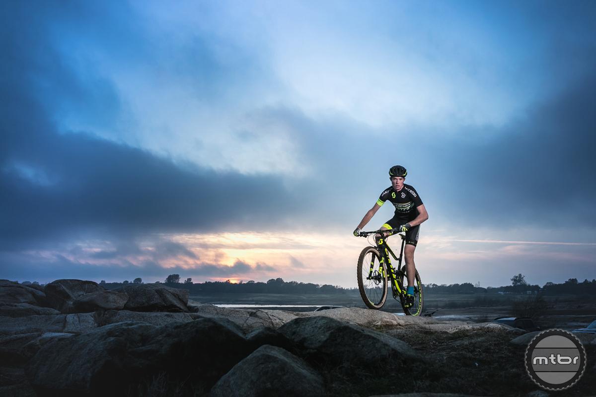 Scott partners with Cycling Development Team