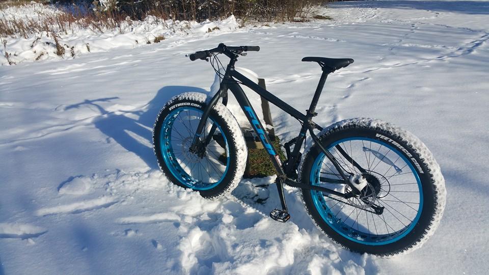 First fat bike...Picked up a Fuji Wendigo 1.3-11032291_10153232892653671_478348720519740199_n.jpg