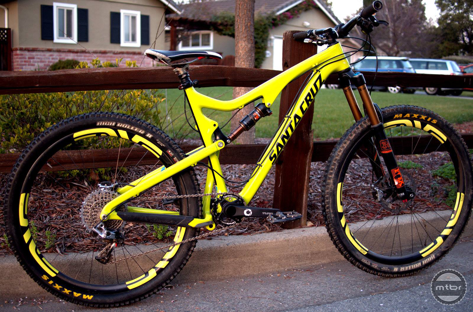 2016 Kona Bikes We tried the the FOX DPS