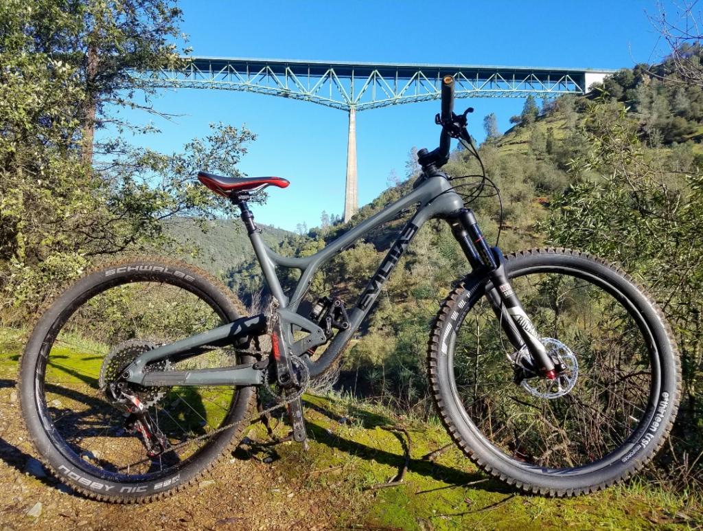 Evil The Calling New Bike Day Mtbr Com