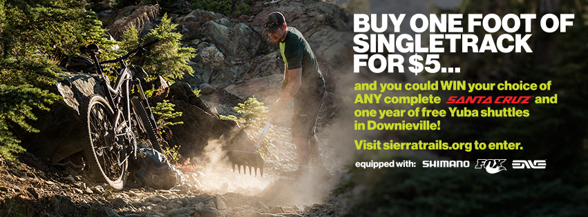Win a Santa Cruz of your choice and help build Sierra trails-11649280326_2518d0f7b1_b.jpg