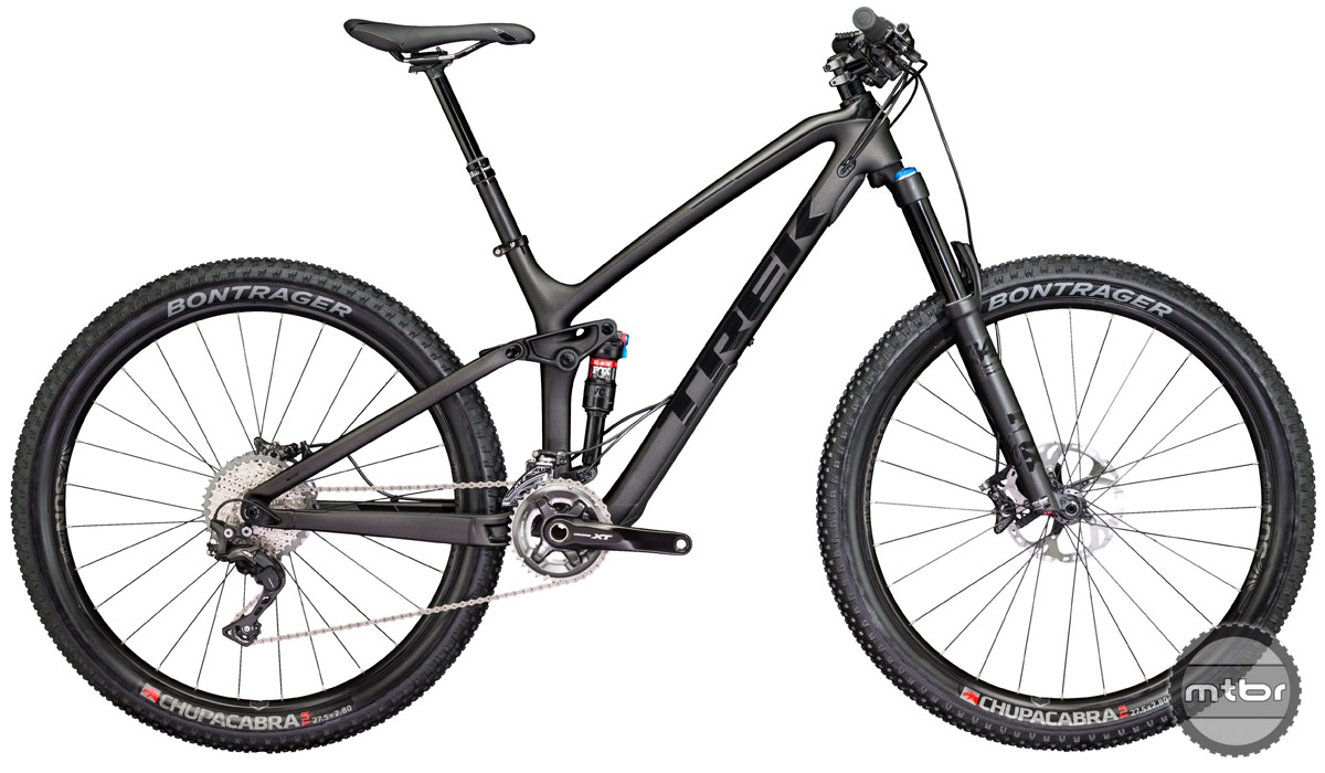 The top tier 9.8 model comes equipped with all the goods, including a front derailleur???