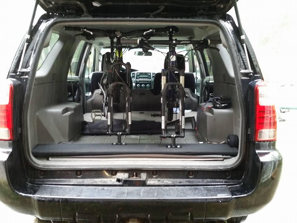 Suv Interior Rack For 12mm Thru Axle Help Mtbr Com
