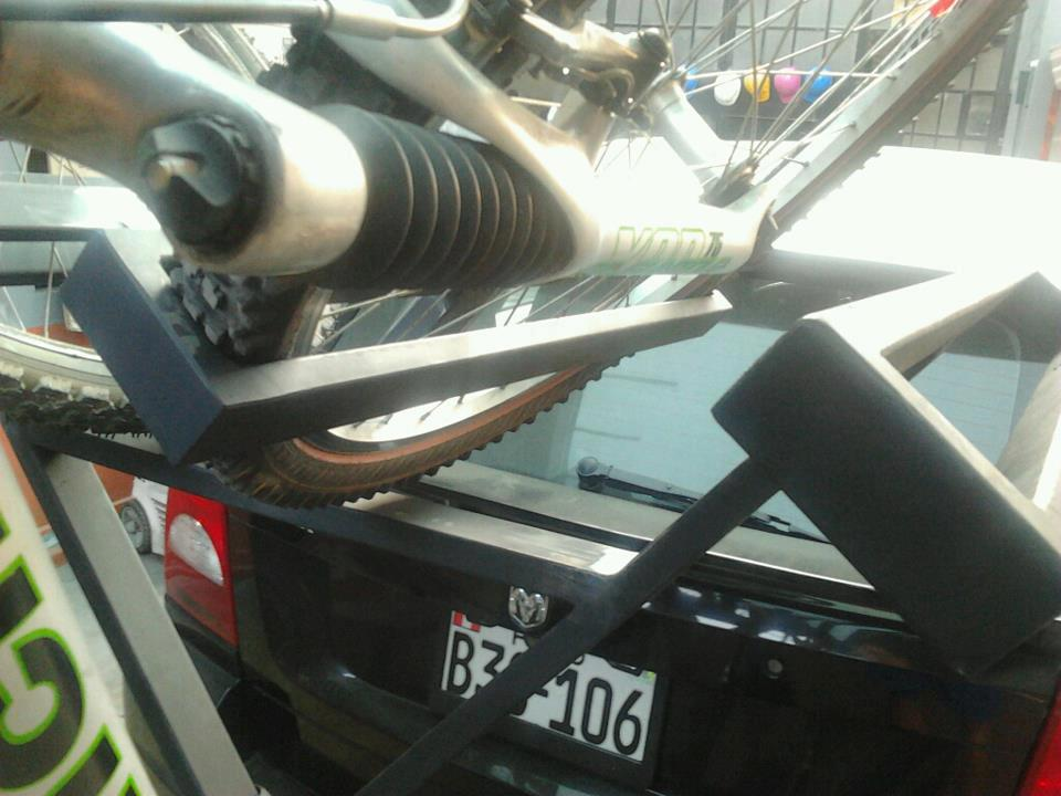 My bike rack down here in Peru....-11956_492343354164091_426643476_n.jpg