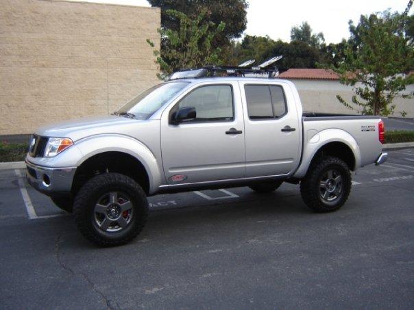 Kayak Roof Rack For Cars >> Roof rack options for Nissan Frontier- Mtbr.com
