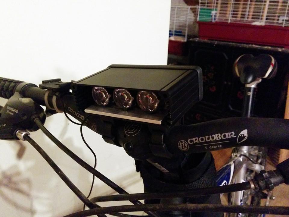 """""""Easy DIY"""" Hammond case, triple XP-L, Buckpuck, 3d printed mount-12814552_10153951369344556_1213982128243987476_n.jpg"""