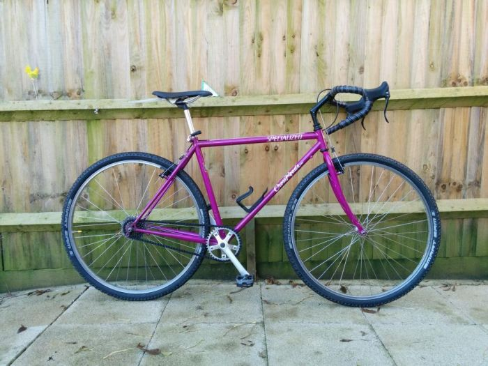 Is It Realistic To Convert A Hybrid Cyclocross Gravel Bike 1414770247190
