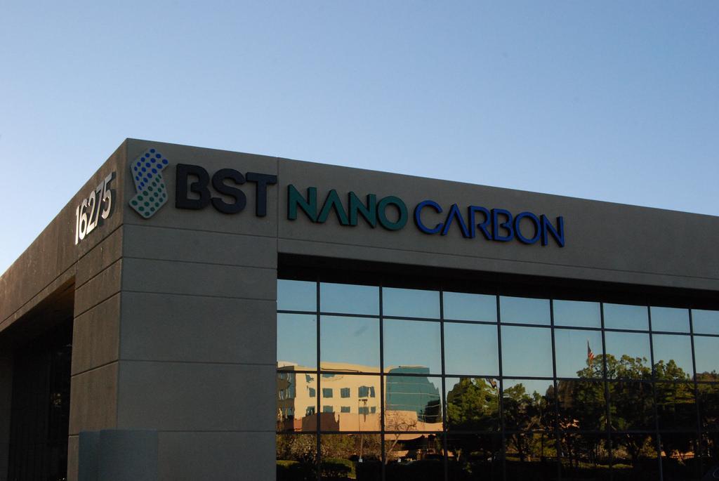 BST Nano  Carbon headquarters in San Diego