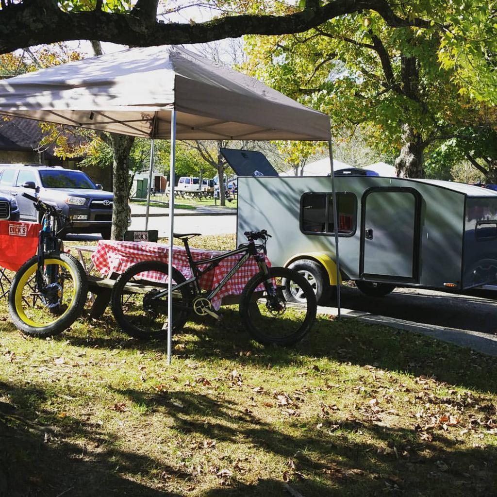 Building a teardrop trailer- Mtbr com