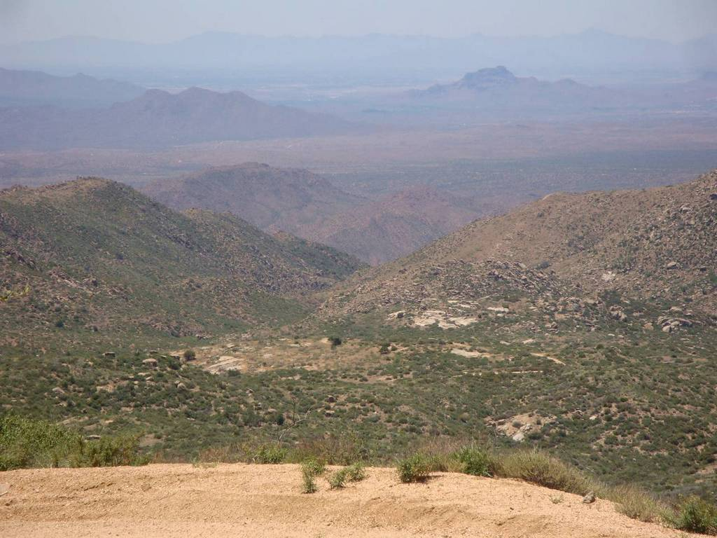 Four Peaks on a hot spring day-14_down_there.jpg