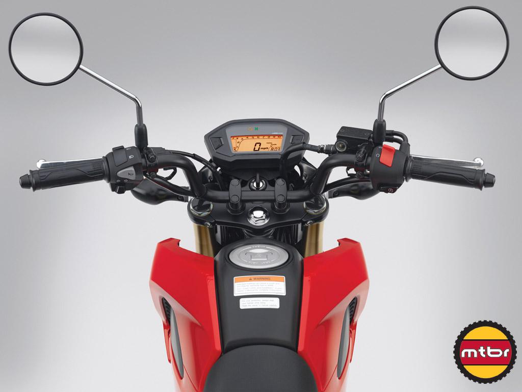 2014 Honda Grom - Rider's View
