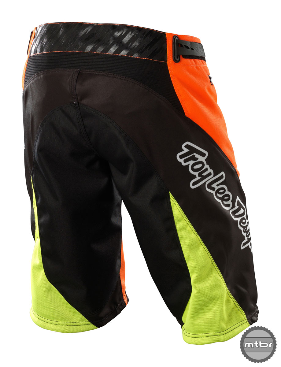 Troy Lee Designs MTB Sprint Short Back