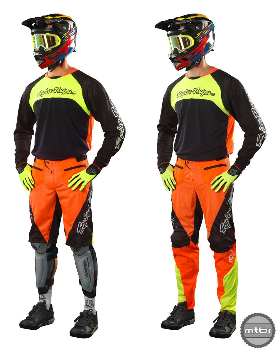 Troy Lee Designs MTB Sprint Gwin Full Kit