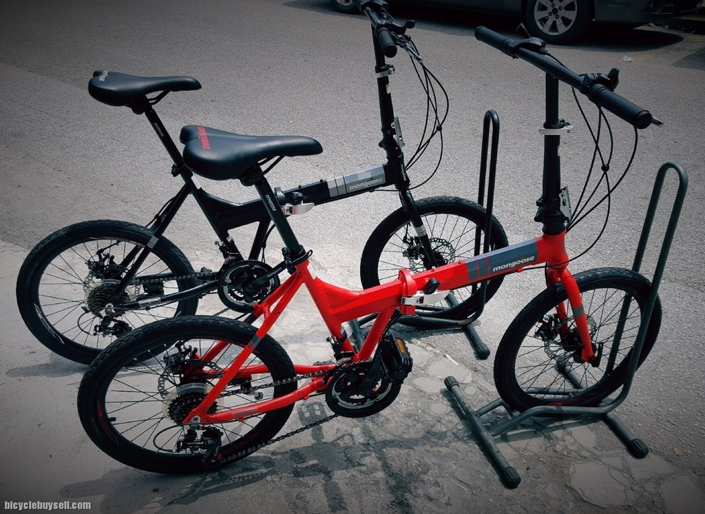 Raleigh / Mongoose folding bikes, Fake or Not ?- Mtbr com