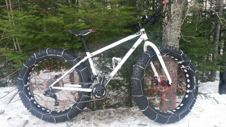 First Fatbike Framed 2 0 Or Charge Cooker Maxi Mtbr Com